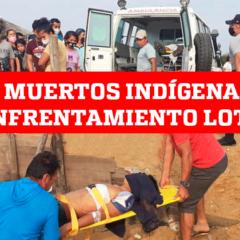 Perú: Asesinan a indígenas, en Día Internacional de los Pueblos Indígenas #Basta
