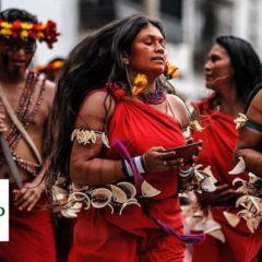 Sí se puede: Con ejemplo de Santiago Manuin, indígenas derrotan contaminación de Goepark y enfrentan la pandemia (16° micro programa radial de FSP)