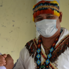 «La Nación Wampís desafía a la pandemia y convoca y reta al Estado Peruano» por Shapiom Noningo