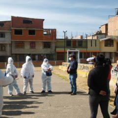 «CAJACHO CUIDA CAJACHO: Cajamarca, las juntas vecinales anti-covid» por Gabriel Salazar
