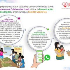 «Resucita Perú impulsa una política integral para encarar el Covid-19» por Gabriel Salazar (FSP)