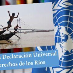 «Reconocer los derechos de los ríos para pasar de un paradigma antropocéntrico a uno ecocéntrico y de salud» (21° micro programa radial de FSP/RNPR)