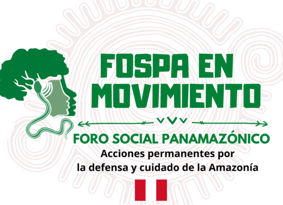 ¡Todos y todas somos Colombia! FOSPA Perú exige fin de masacre en Colombia