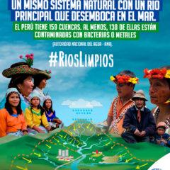 «De la actividad de la comunidad organizada en Comités de Gestión de Cuencas dependerá el paisaje que estén dejando a las nuevas generaciones»  (Programa radial N° 25. FSP – RNPR)