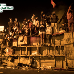 «En Forum hemos denunciado el racismo y clasismo en las elecciones recientes y el golpismo actual, como parte de la defensa del territorio integral que incluye a las comunidades andino amazónicas» (Programa radial N° 27. FSP)